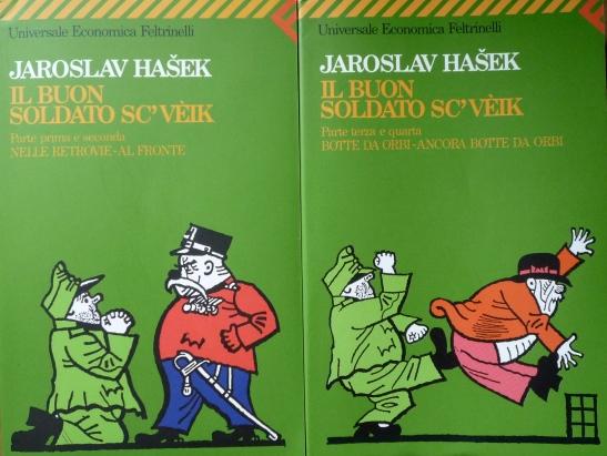 Il buon soldato Švejk - Hašek