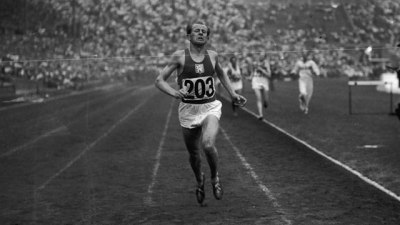 Emil Zatopek 1948 Olympics