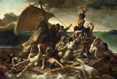 the-raft-of-the-medusa-theodore-gericault