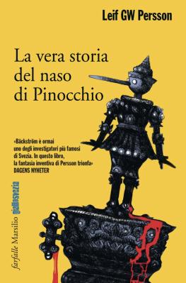 Pinocchio - Persson