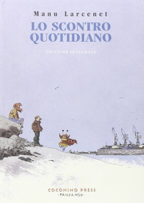 scontro quotidiano - cover