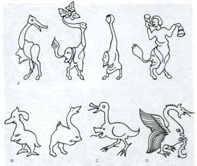 Creature multiformi