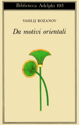 motivi oriantali - rozanov